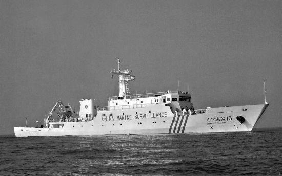 菲律宾海军昨日企图在南海中沙群岛黄岩岛附近抓扣中国渔民,被及时赶到的中国海监船制止,双方随后发生了对峙。