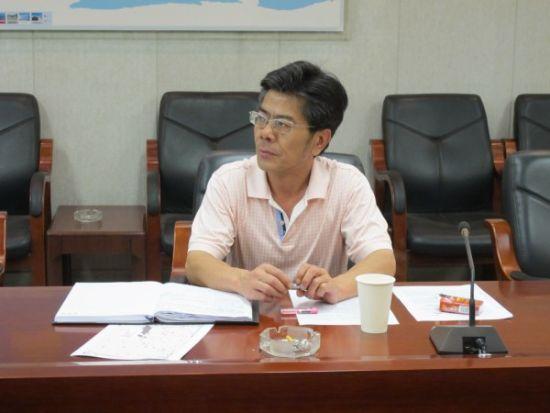 毛玉平副局长参加会商会