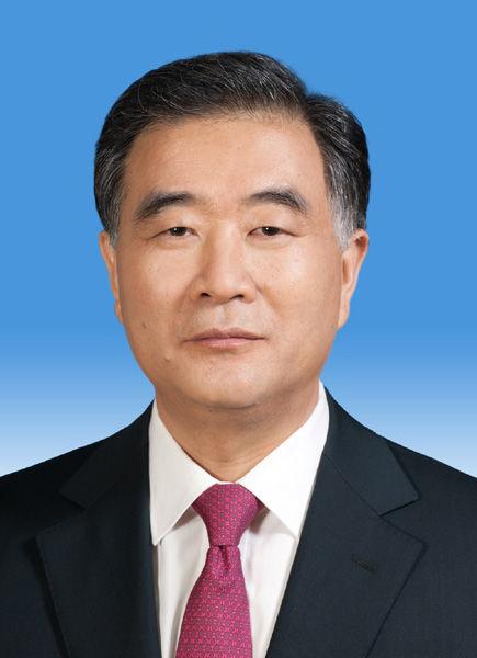 中央政治局委员汪洋同志