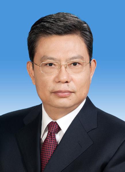 中央政治局委员赵乐际同志