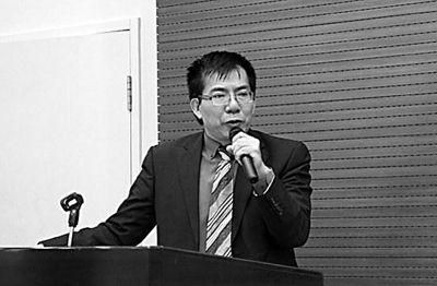 透明国际亚太部高级主任廖燃。