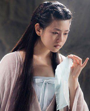 网传陈妍希将饰演小龙女于正:不方便透露_新