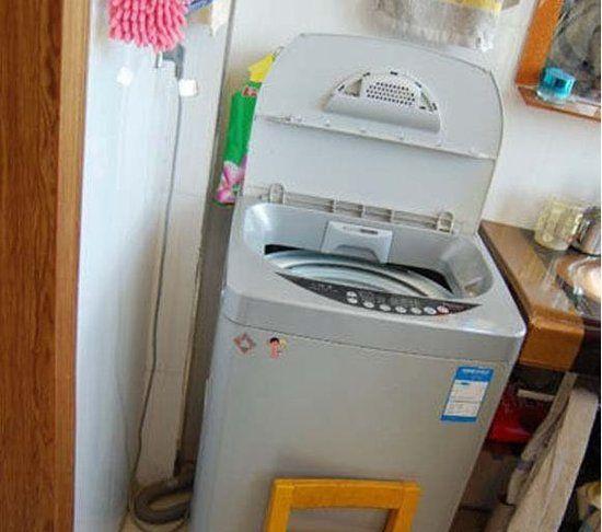 电器的安全洗衣机的特殊