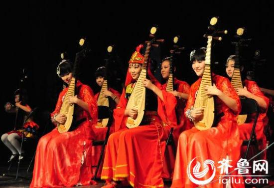 首届山东省少年儿童音乐艺术大赛今晚圆满落幕