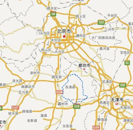 北京动物园批发市场定址廊坊永清