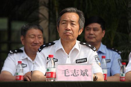 河南警察学院院长毛志斌
