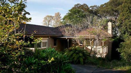 苏冠林位于Killara的一处房产。