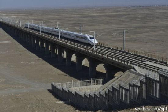 兰新高铁乌鲁木齐南至哈密段将开通运营。