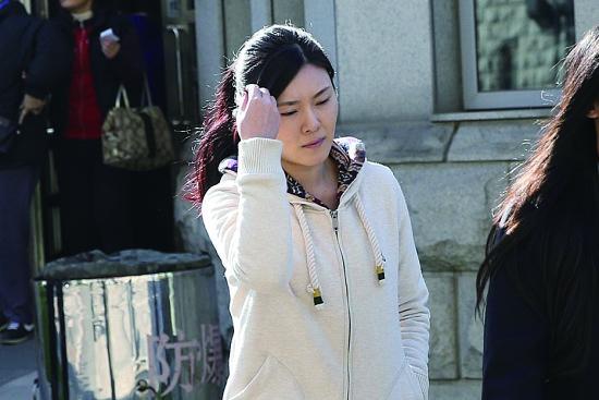 张曙光情妇罗菲一审获刑5年(资料图)