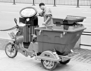教育新闻 > 正文       一种既轻便又美观的电瓶保洁车最近在人民广场