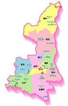 陕西省简介(附图)