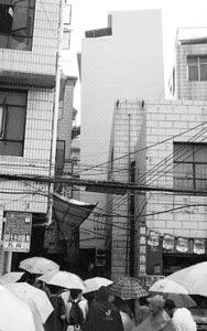 川滇多起地震系汶川地震引发(组图)