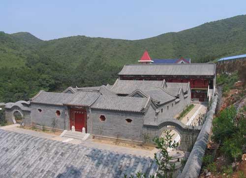 图文:天津最美乡村评选候选村庄东果园村