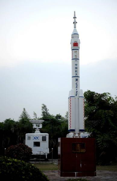 手工制作航天火箭模型
