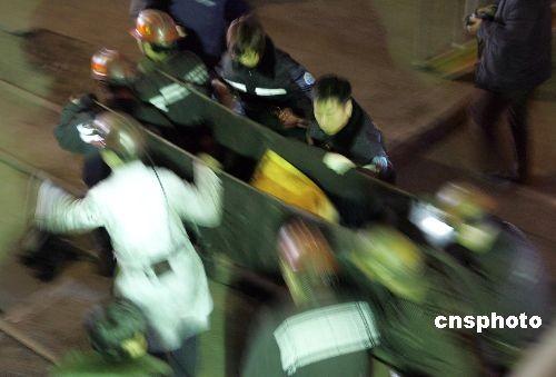 山西屯兰煤矿事故已致73人遇难(组图)