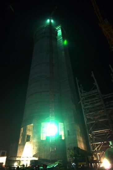 重庆涪陵工厂垮塌事故造成12人死亡(组图)