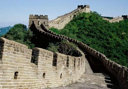 北京八达岭长城概况(图)