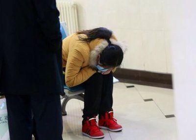 空姐代购案重审今日上午宣判。新京报记者 王贵彬 摄
