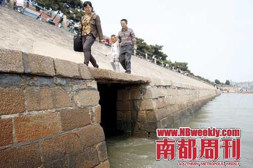 青岛现代排水系统系百年前德国人修建