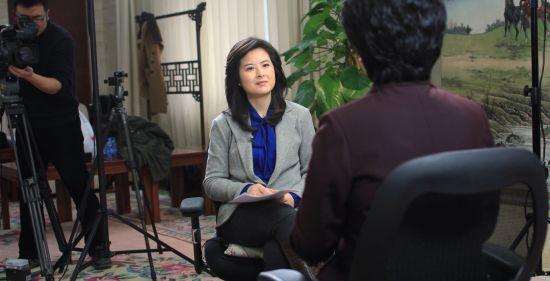 国家人口计生委主任李斌接受央视采访