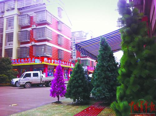 全球圣诞饰品80%中国造:大家喜欢便宜货