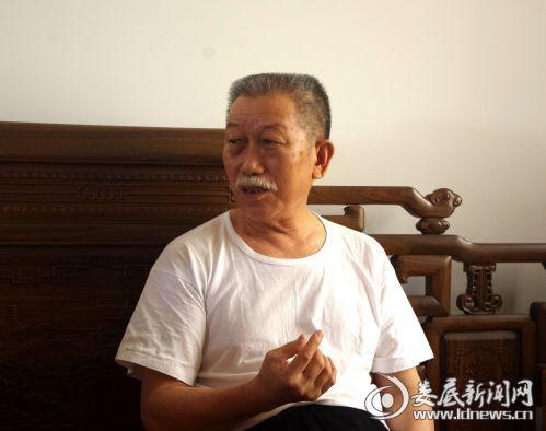 专访邹传安:活着就是为了画画