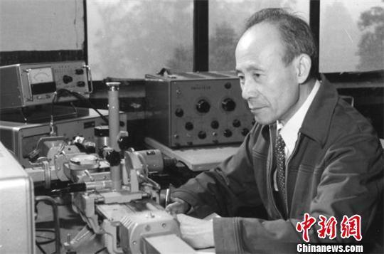 中国微波之父林为干院士逝世享年96岁