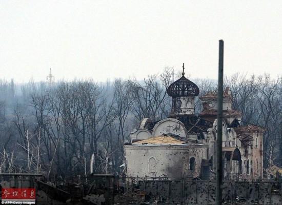乌克兰最激烈一战落幕:冲突双方开始撤离重型武器