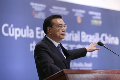 Beijing News New Media: The President of Brazil has been the Chinese premier to the car door