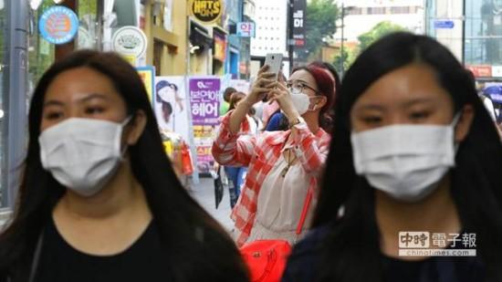 韩媒:韩MERS确诊患者增至108人死亡人数达9人