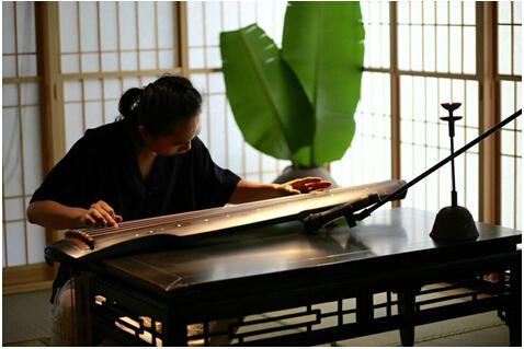 著名古琴演奏家张友先生跨界音乐会于安仁书院成功举行图片