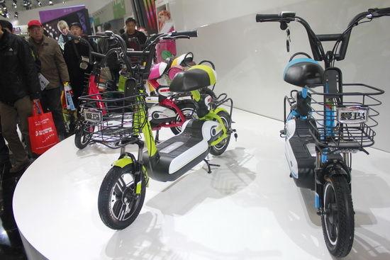 第十三届中国北方国际自行车电动车展览会