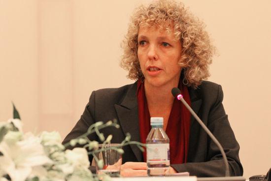 WRI世界资源研究所气候与能源项目总监Jennifer Morgan