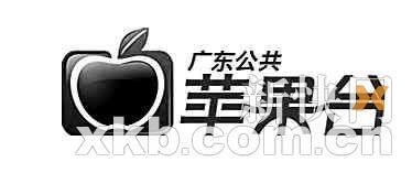 广东电视台公共频道台标.(资料图)-电视台掀起水果化包装热潮 贵图片