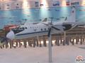 中国空军运七型运输机