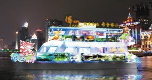 周六起乘花船游珠江