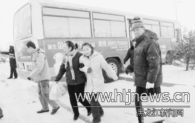 """【图文】大雪过后公交事""""太多"""""""