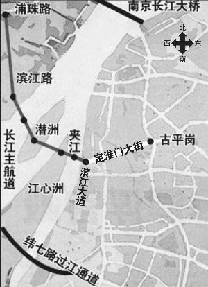 """长江大桥太堵市民关心""""两会""""关注"""