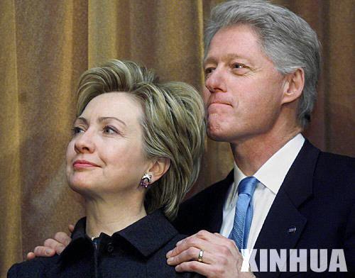 希拉里谈克林顿性丑闻:从未怀疑过他的爱_新闻中心 ...