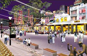 北京路下月开建广州特色美食街湖南大学攻略美食图片