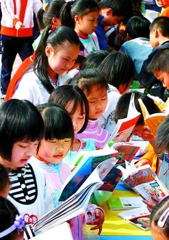 小学毕业读课外书超百本九江小学湖滨桃园图片