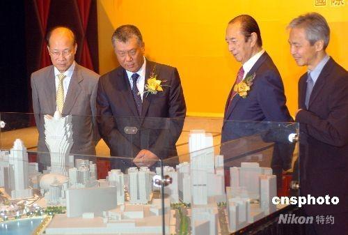 澳门葡京酒店娱乐场明年拆除重建备选方案亮相