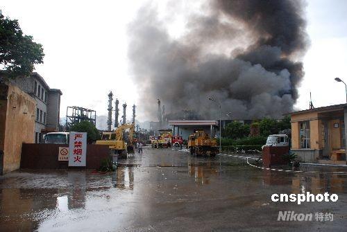 广西宜州化工厂爆炸事故已致十六人死亡