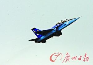 """歼-10猎空""""飞豹""""巡天"""