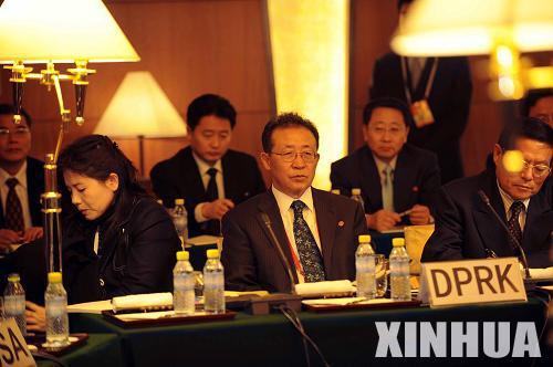 朝退六方会谈韩参与PSI东北亚火药味正浓