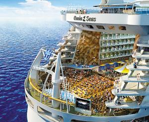 最大游轮_世界最大邮轮将首航