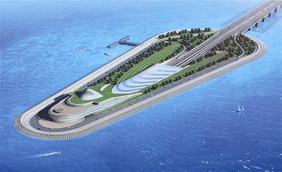 世界第一桥 港珠澳大桥动工