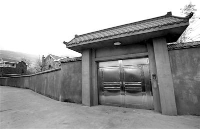 政法委副书记被曝圈地建别墅