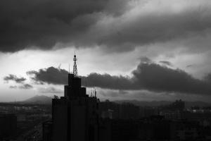 九江巡堤人员多人被雷击中