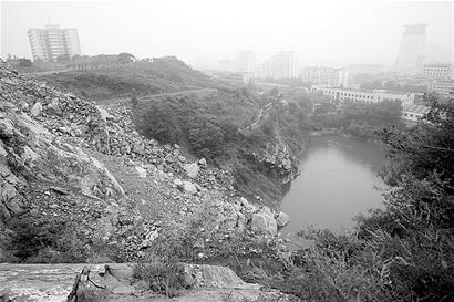 市历下区燕翅山不稳定斜坡;济南市历城区西营镇阁老村山体崩塌、滑